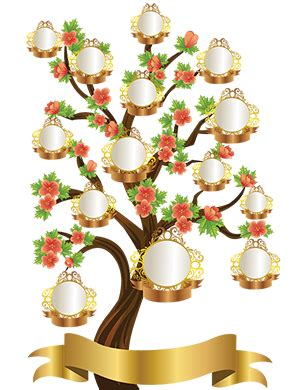 Clipart Pictures Templates Family Tree Template Png Family Tree Template For Children Clipart Best