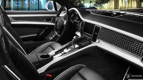 Nissan Teana 4k Wallpapers by Interior Porsche Panamera Stingray 4k Hd Desktop Wallpaper