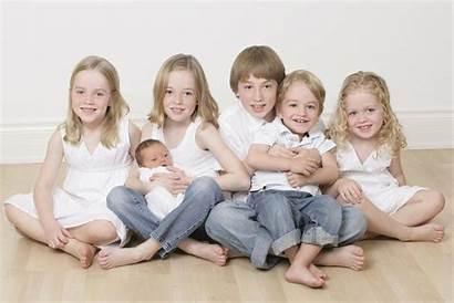 Six Children Reasons Families Child Having Kid