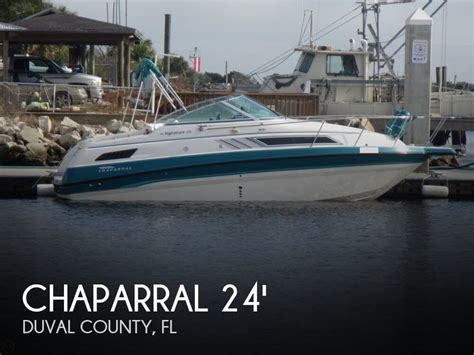 Chaparral Boats For Sale Jacksonville Fl by Used Chaparral 240 Signature Boats For Sale Boats