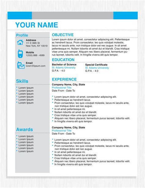 pin by ingonit on original resume design