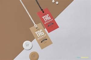 free swing tag mockup zippypixels With hang tag mockup