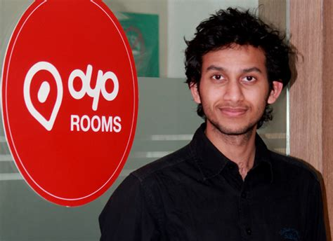 Oyo Rooms's 21-year-old CEO raises $25M for budget hotel ...