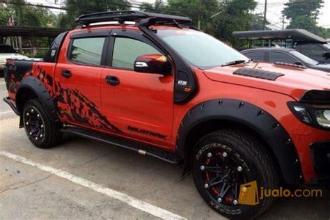 Modifikasi Tata Xenon by Ford Ranger Cabin Modifikasi
