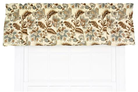 Jacobean Floral Design Curtains by Ellis Curtain Valerie Jacobean Floral Print 70 Quot X12