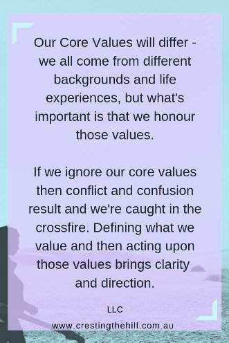 discovering   core values  images core values