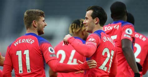 Newcastle 0-2 Chelsea: Blues extend unbeaten run to nine ...