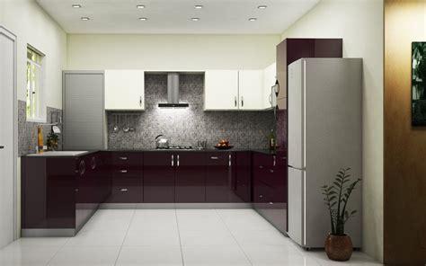 Home Interior Design For Kitchen by Modular Kitchen Designs Enlimited Interiors Hyderabad