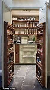 kitchen pantry designs ideas smarten up your kitchen storage with a fancy pantry