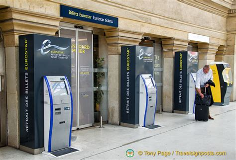 bureau change gare du nord eurostar ticket office at gare du nord