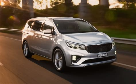 kia carnival platinum review car review central