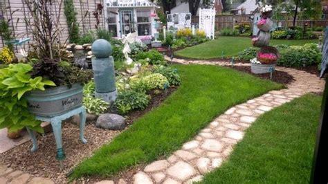 Diseo De Jardines Pequeos Rusticos Top Modelo Jardin