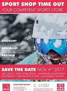 Snow Time Events at Sport Shop Time Out Uster ...