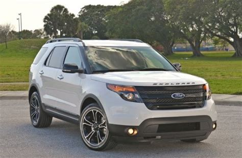 Cheap Suv Brands by Safest Suvs With Considerably Cheap Price Ford Explorer