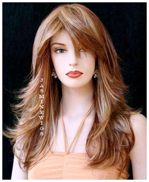 hairstyles  long thin hair face hair