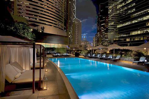luxury hotels    pools  hong kong tatler hong kong