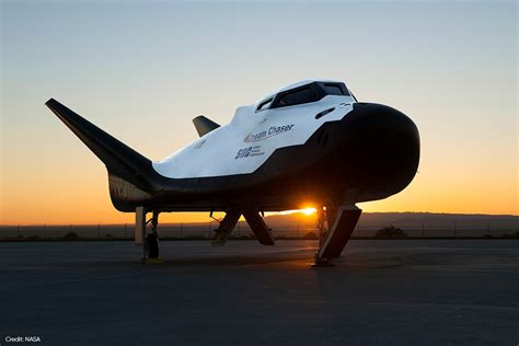 Nasa will soon launch Dream Chaser spaceplane on supply ...