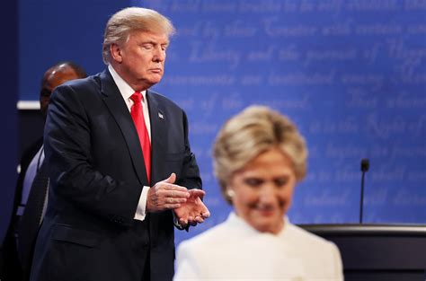trump donald hillary clinton concede refusing defeated looks obama claims he hypocrisy mosul launched offensive iraq says gq presidential