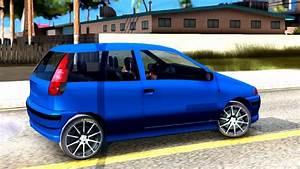 Fiat Punto Mk1 Tuning - Gta San Andreas
