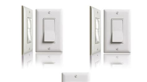 How Wire Decorator Light Switch Youtube