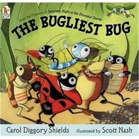 childrens books inspired  bugs  insects