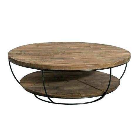 table basse industrielle ronde table basse industrielle ronde lille menage fr maison