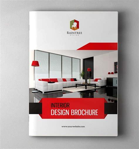 interior design brochures vector eps psd