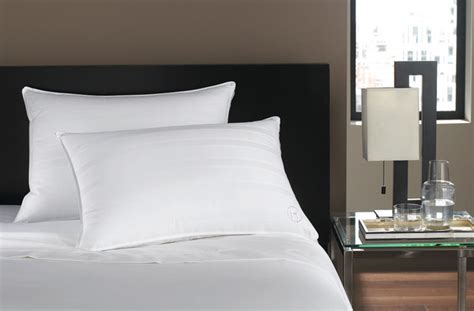 hotel collection bedding standard soft pillow contemporary bed pillows other