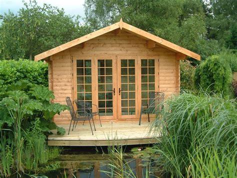 Log Cabin Sheds Summer Houses    Summer House