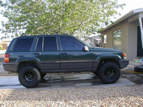 1995 jeep grand cherokee 1995 jeep grand cherokee information and photos