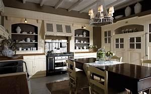 Rustikale kuchen landhaus edle landhauskuchen for Rustikale küche