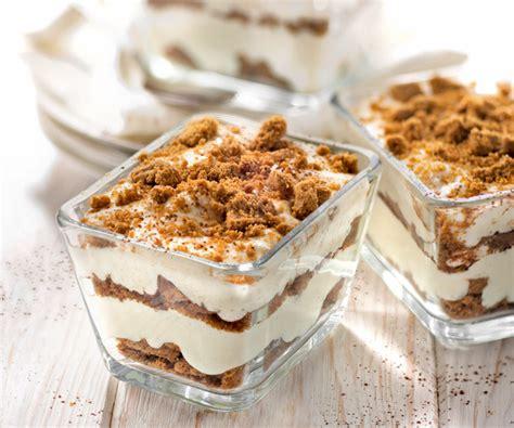 recette dessert avec speculoos tiramisu speculoos recette g 226 teau facile