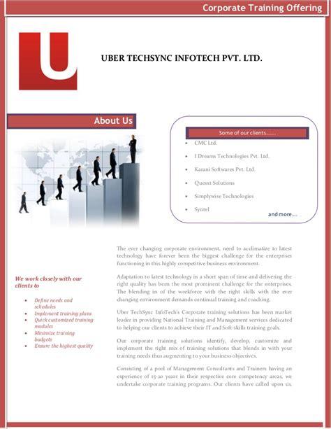 Trainer Profile Sle by Utipl Corporate It Profile