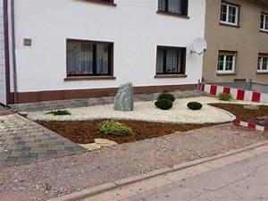 Wie Gestalte Ich Meinen Garten Richtig : idee f r vorgarten mit parkplatz gesucht mein sch ner garten forum ~ Markanthonyermac.com Haus und Dekorationen