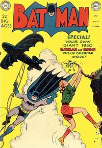 Batman (1940) comic books 1938-1955