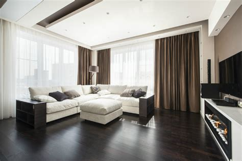 Brown Living Room Floor Ls by Taupe Living Room Interior Design Ideas