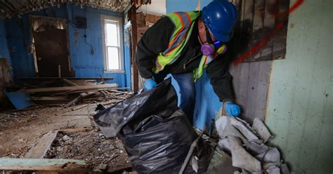 feds michigan step  enforcement  shoddy asbestos