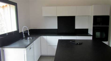 cuisine plan de travail granit noir zimbabw 233 vieilli