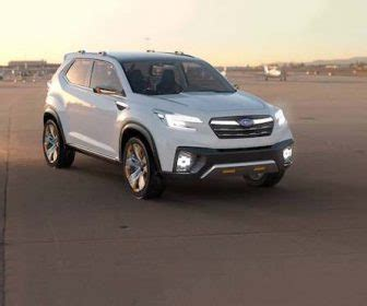subaru ascent release date specs price design