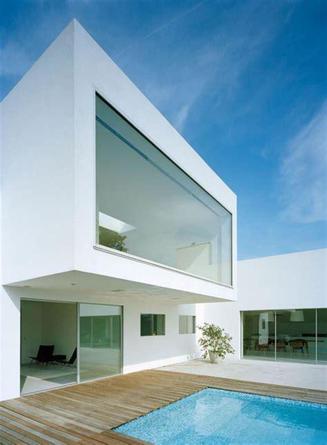 minimalist house   lake  sweden idesignarch