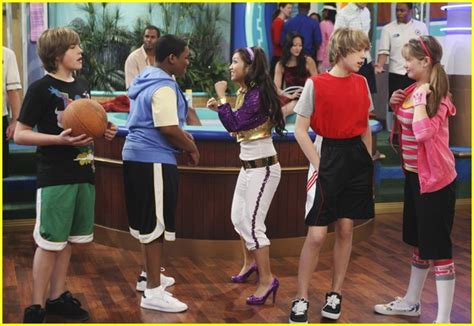 the suite life on deck s newest episodes dylan and