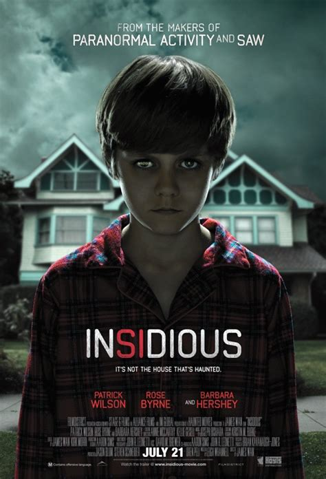 Insidious Chapter 3 ทำไมตั้งชื่อ วิญญาณตามติด เหมือนภาค 1 ...