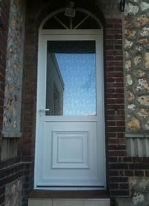 porte d39entree rouen avec imposte cintree et petit bois 26 mm With imposte porte d entrée