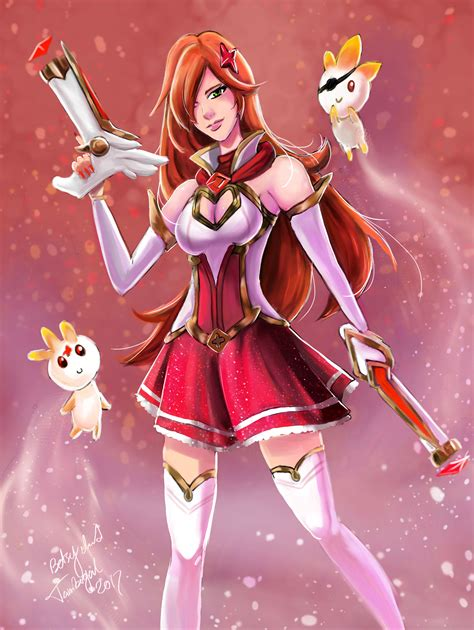 Star Guardian Miss Fortune  Lol Wallpapers