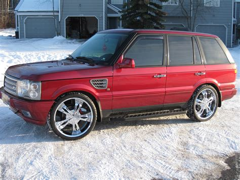 Land Rover Range Rover Modification by Kawasakizx12r 1997 Land Rover Range Rover Specs Photos