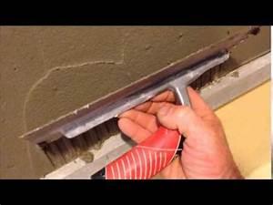 Pose D Une Douche À L Italienne : comment poser la faiences douche italienne www maconnerie youtube ~ Melissatoandfro.com Idées de Décoration