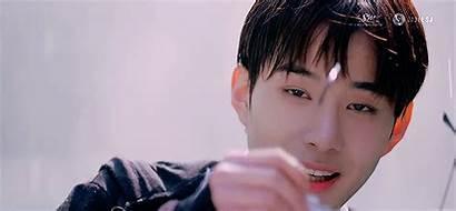 Jungwoo Nct Gifs Umbrella Member Mv Yesung