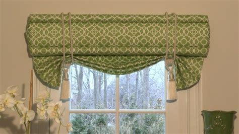 easy diy roman valances deco wrap diy window