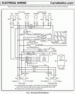 48 Volt Ezgo Wiring Diagram Ignition Switch