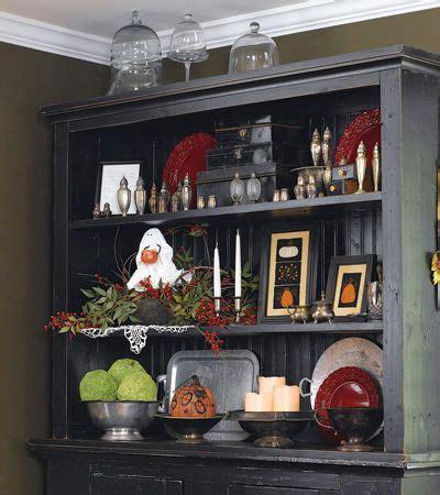 ideas  decorating hutch  dining room